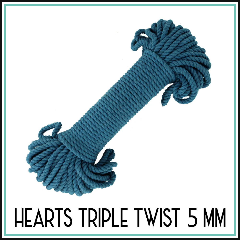 Triple twist 5 mm