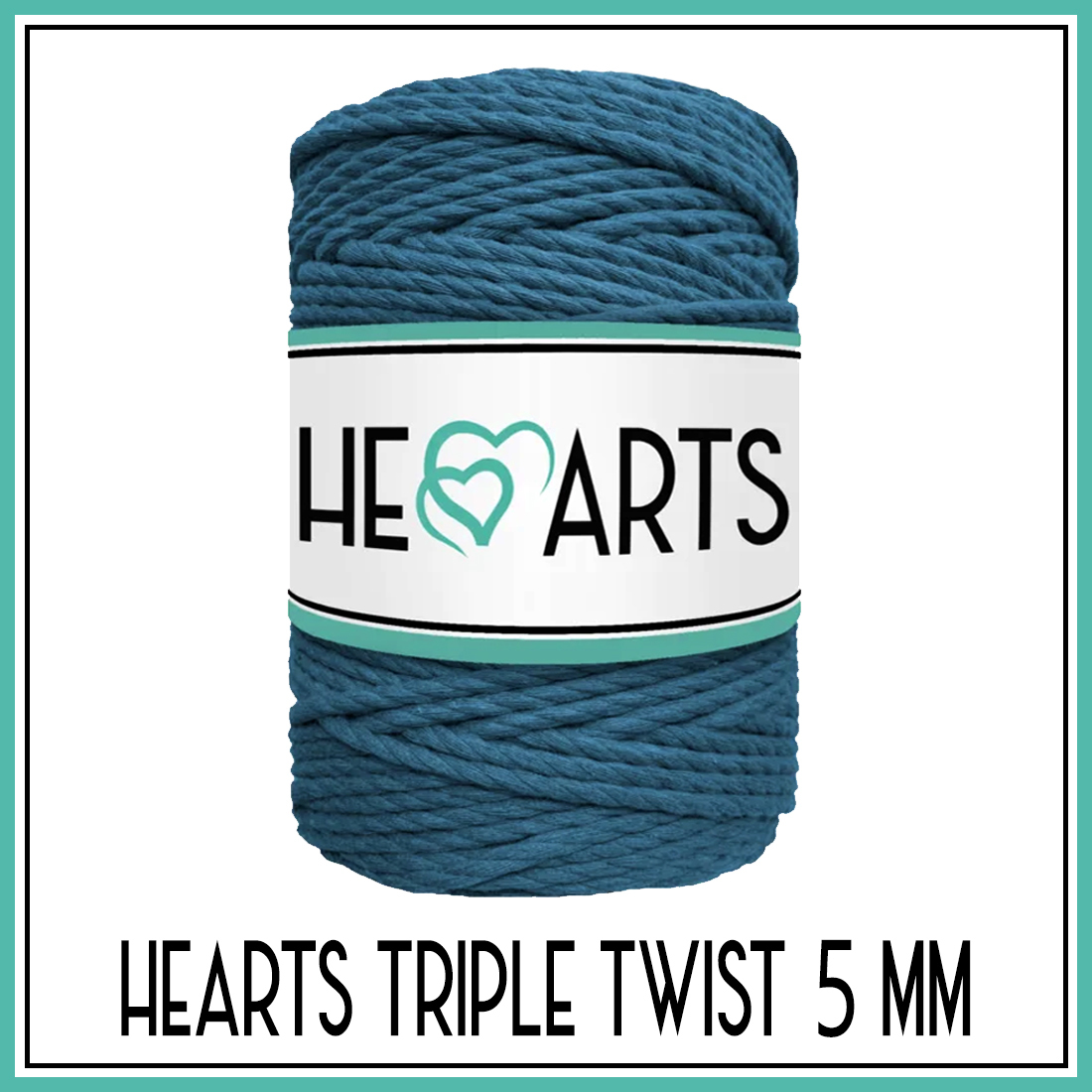 hearts triple 5 mm 100 meter
