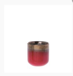 Geurkaars Vintage red