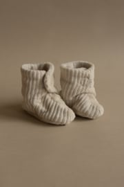 Babyslofjes | ribvelvet | mini | beschikbaar in 4 kleuren