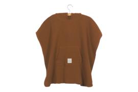 Poncho | mousseline | Maat  2 (3-4 jaar)  | beschikbaar in 7 kleuren