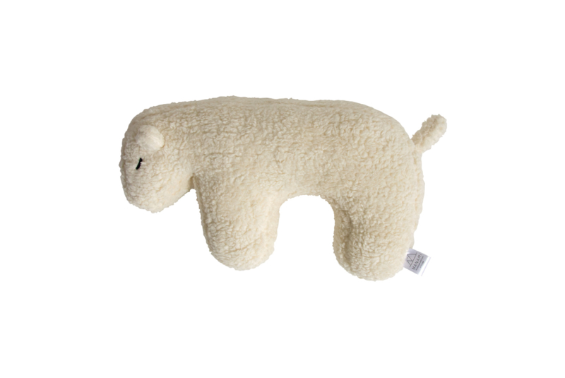 Nanami - Reiskussen  - Knuffel kussen - IJsbeer little