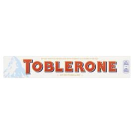 Toblerone wit 100 gram 20 stuks