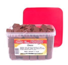 Lonka fudge chocolade 2 kg