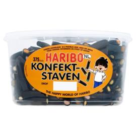 Haribo konfektstaven 375 stuks