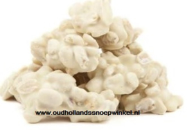 Pindarotsjes wit 500 gram in blokzak