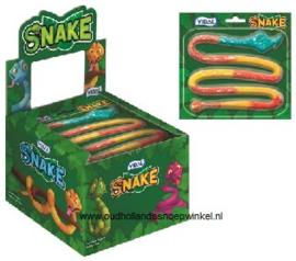 Giant snake jelly in blister ( per/stuk)