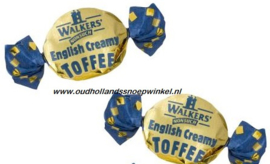 Walkers English creamy toffee  500 gram