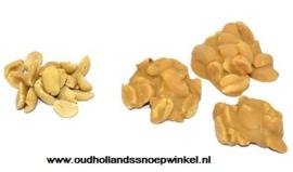 Pindarotsjes caramel zeezout 500 gram in blokzak