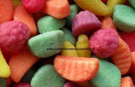 Donkers tutti frutti 1 kilo