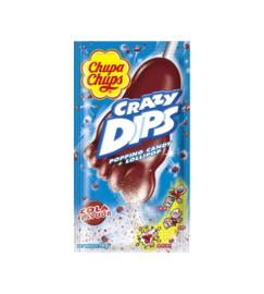 Crazy dips cola