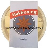 Sufaro dutch Hakhoning anijs bakje 200 gram  p/stuk