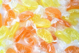 Lutti Sinas/Citroenschijfjes (200 gram)