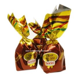 Sorini chocolade kogel gran mousse hazelnoot 1 kilo