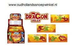 Jelly in blister dragon ( per stuk)