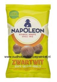 Napoleon zwart/ wit kogel  150 gram