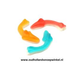 Damel gekleurde haaien 1 kilo