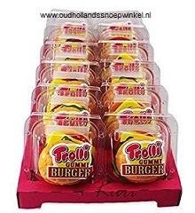 Hamlet Maxi big burger 50 gr.  per/stuk