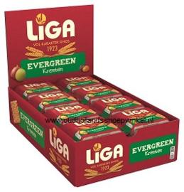 Liga evergreen krenten doos 24 stuks