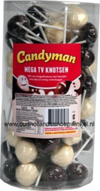 Candyman Mega TV Knotsen silo 75 stuks