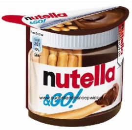 Nutella en go doos 12 stuks