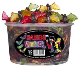 Haribo vampier 150 stuks