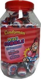 Fiesta Mr.bubbleknots kers pot 100 stuks