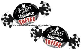 Walkers liquorice eclair    500 gram