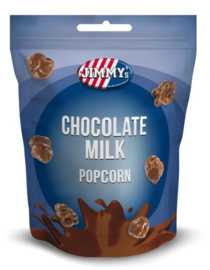 MILK CHOCOLATE POPCORN 120gr