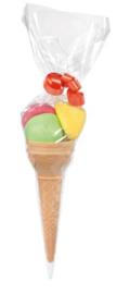 Sorbet ijs spek (per stuk)