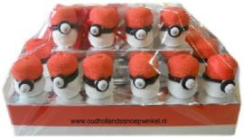 Spektaart pokemon (uitdeeltaart 24 stuks)