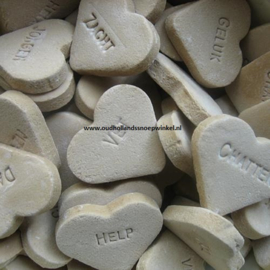 Reuze salmiak harten