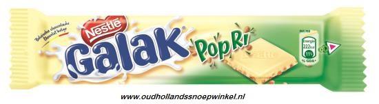 Galak popri snack