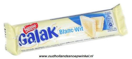 Galak repen wit