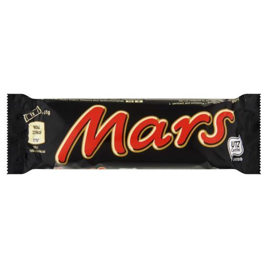 Mars single  32 stuks