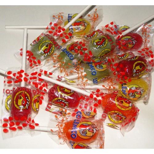 10x  Vruchten knotsen