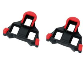 Shimano SPD SL schoenplaatjes rood