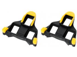 Shimano SPD SL schoenplaatjes geel