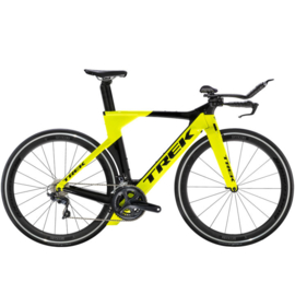 Trek Speed Concept Zwart / Neon Yellow