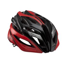 Bontrager road bike helm rood zwart