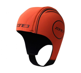 Zone3 Neopreen Cap Orange