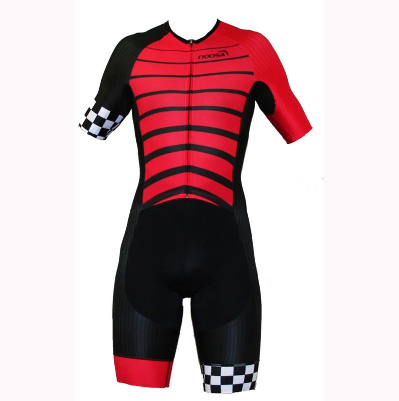 Noosa Grid Aero Suit Men