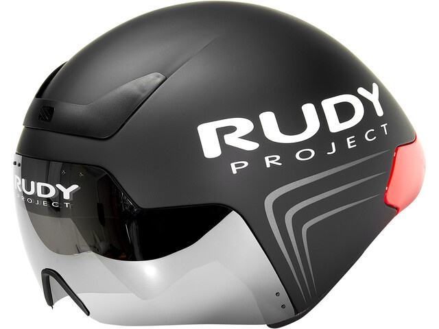 Rudy Project The Wing zwart/rood