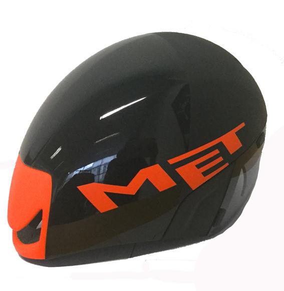 MET Codatronca zwart / dutch orange
