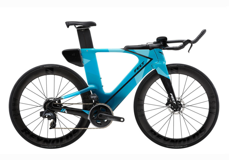 Felt IA Advanced Force eTap AXS Blue