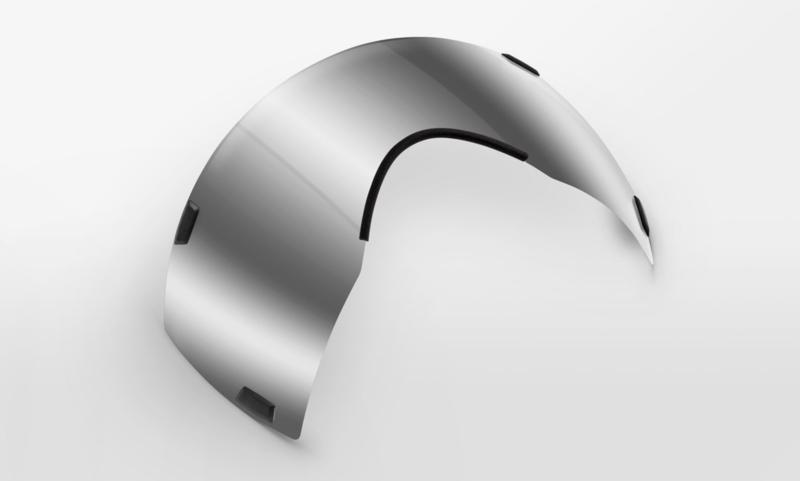 MET Dual Mag Shield Mirror