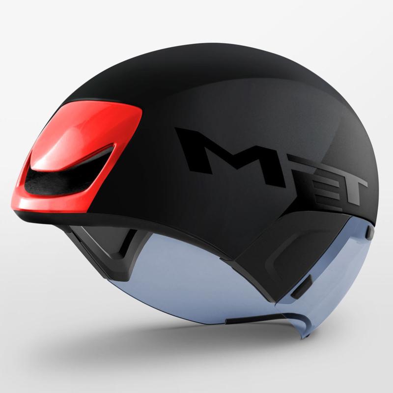 MET Codatronca zwart / rood