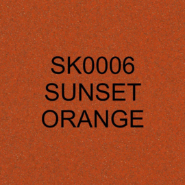 Siser Sparkle - Sunset Orange