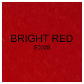 Bright Red - S0028
