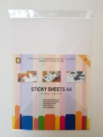 Sticky Sheets A4 - 5 vellen